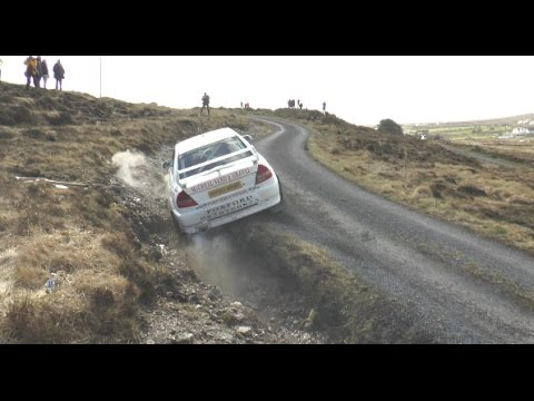 Mayo Stages Rally 2017 Full Show (Flyin Finn Motorsport) Ireland.