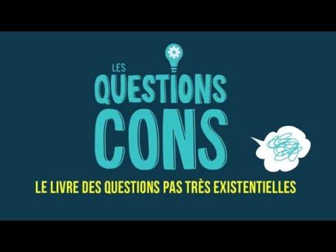 Hugo présente Les Questions cons (le livre !)