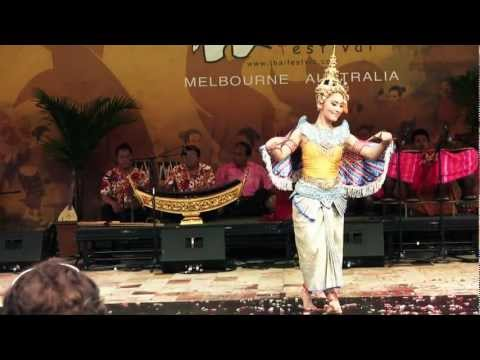 Traditional Performance | Thai Culture and Food Festival | Melbourne 2012