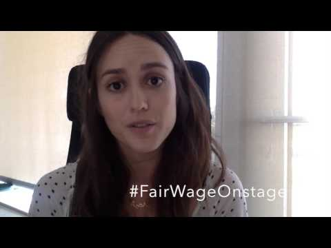 Heather Lind #FairWageOnstage
