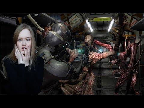 Dead Space прохождение ► Ужасы открытого космоса №1