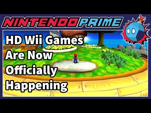 Mario Galaxy & Other Wii Games are Officially Getting HD Treatment