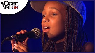GRAVITY– SARA BAREILLES performed by LEAH at the Reading Regional Final of Open Mic UK