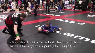 """LORELEI'S DAY AT NAGA CHICAGO 2019 #bjj4PEACE """"On the road to Vegas"""""""