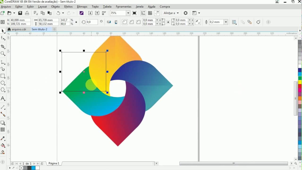 Como fazer logo designer tutorial corel draw x8 youtube como fazer logo designer tutorial corel draw x8 ccuart Choice Image