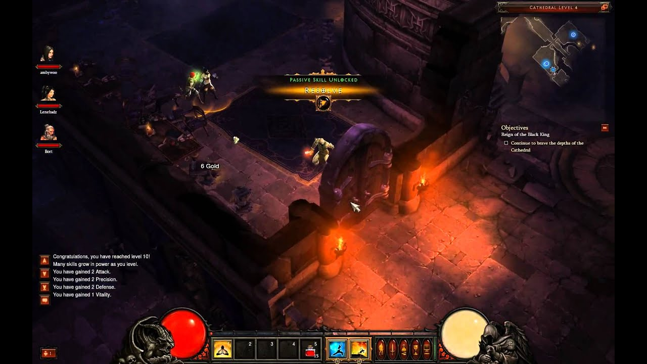 how to change the setting in diablo 2