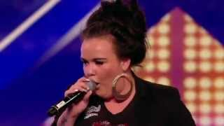 The X Factor UK 2012 - Amy Mottram