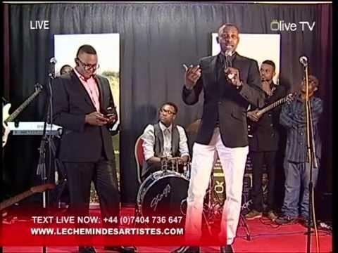 SUIVEZ LE CONCERT LIVE EN LONDRES DE FR JEREMIE MWAMBA DU 26/04/2015