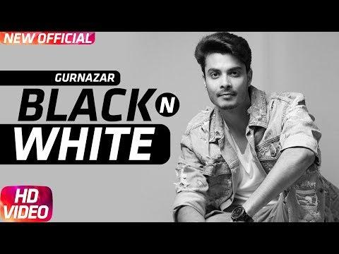 Black N White (Full Video) | Gurnazar Feat Himanshi Khurana |Latest Punjabi Song 2017 |Speed Records