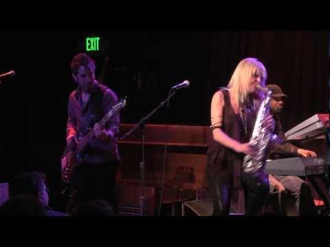 "Mindi Abair live at Jazz Alley ""Summertime"" 3/2/13"