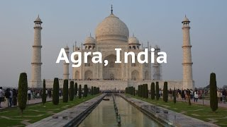 That time I visited the Taj Mahal [Agra]