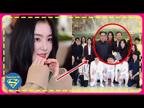 Red Velvet's Irene Responds To Rumors About Kim Jong Un Being Her Fan