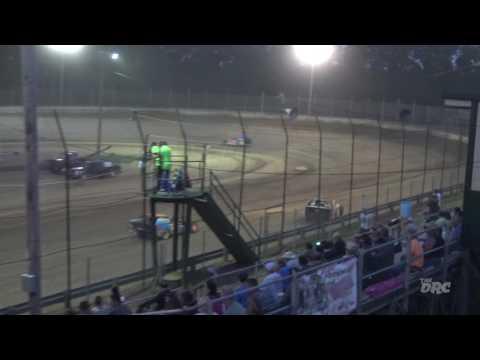 Moler Raceway Park   6.17.16   Matts Graphics UMP Modifieds   Mechanics Race