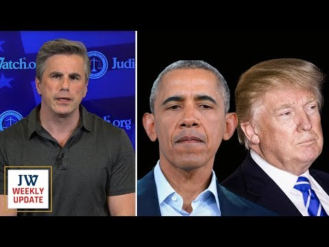 Tom Fitton's Video Weekly Update - May 18, 2018