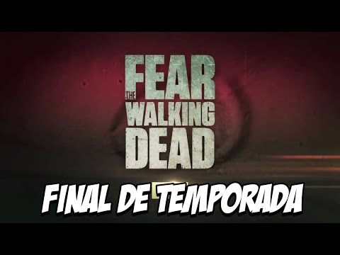 Fear The Walking Dead Acabou mas The Walking Dead ja vai começar!