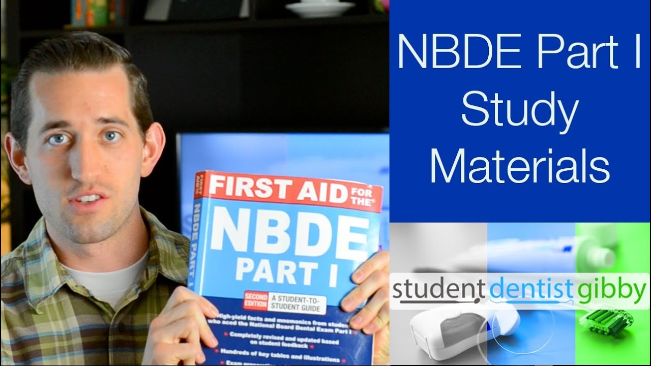 Dental Boards (NBDE part 1) study materials - YouTube