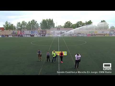 DIRECTO: VILLARRUBIA CF - UD ALMERÍA B. PlayOff a 2ªB. Castilla - La Mancha Media.