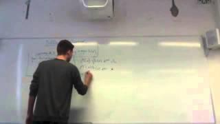 Projekt om differentialligninger - Møller