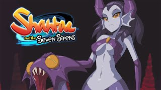 Shantae and the Seven Sirens - All Bosses [No Damage]