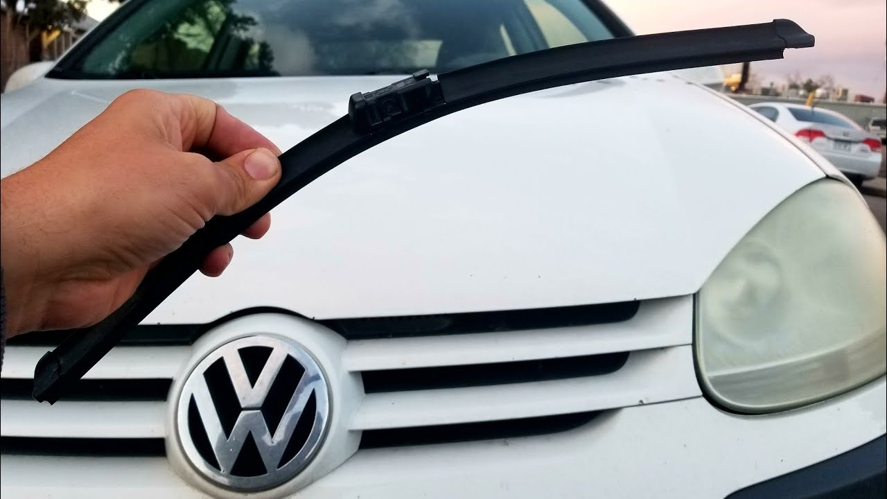 volkswagen passat windshield wiper replacement