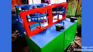 #Newly Opened  No.1 Paper Plate Making Machines (  Behind Metro Station Road No.1 NAGOLE Uppal  )