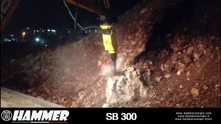 Hammer SB 300 working in Israel