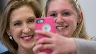 Carly Fiorina's Rise vs. Donald Trump's Resilience