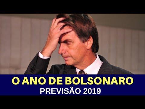 PREVISÕES PARA 2019 - Jair Bolsonaro Anitta Neymar Kefera Bruna Marquenize  #Previsões2019