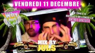 "DJ JULS ""SEXY REGGAETON"" VEND 11 DEC"