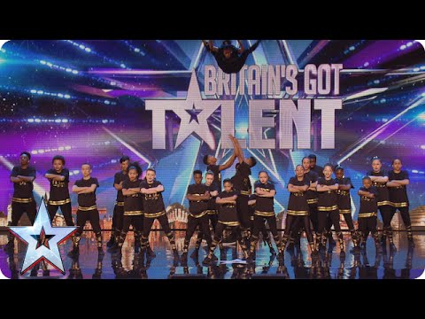 Teaser: IMD dance crew will leave you BREATHLESS! | Britain