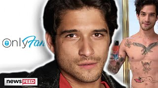 Tyler Posey Reveals HARSH Reality Of OnlyFans!