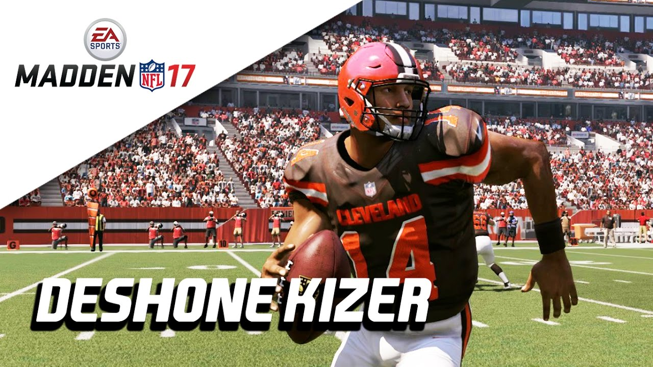Cleveland Browns Qb Deshone Kizer