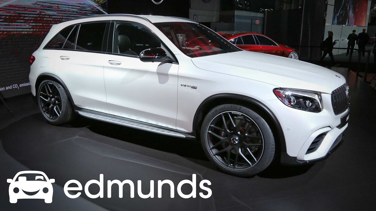 2018 Mercedes Benz Amg Suv First Look Review Edmunds