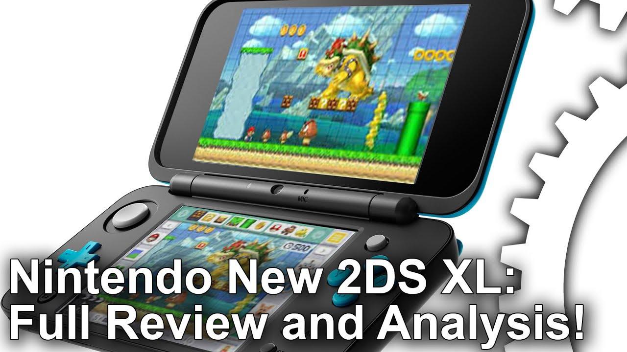 Nintendo New 2DS XL review • Eurogamer net