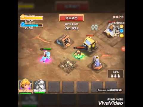 Castle Clash New Hero LADY LEO Gameplay