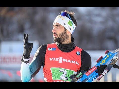 Мартен Фуркад попрощался с биатлоном. Вспоминаем, каким атлетом он был. Биатлон 2019-2020
