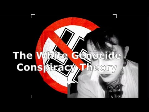 """The White Genocide"""" Conspiracy Theory - YouTube"""