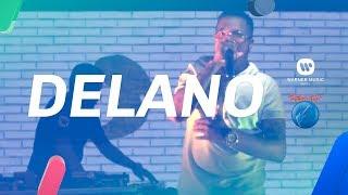 Baixar Delano ao vivo no stand Warner Music Mix FM  (Rock in Rio 2019)