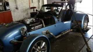 Superformance S1 twin turbo V8 ..mp4
