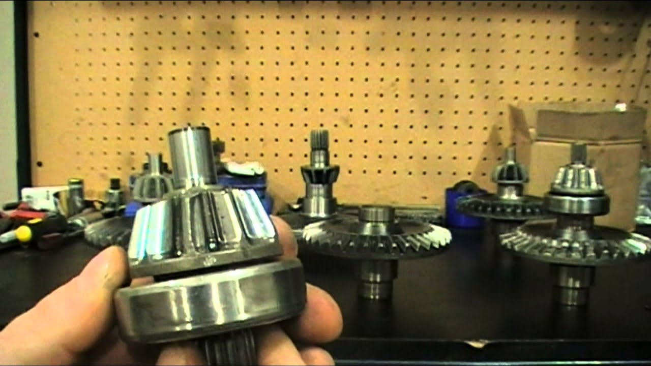 Can Am Outlander 800 >> can am g2 differential rebuild - YouTube