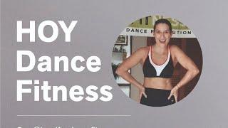 DANCE FITNESS FULL BODY CON LEONISA.
