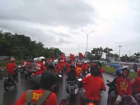 Konvoi The Macz Man Indonesia part1