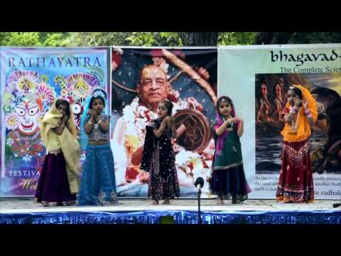 2011 Rathayatra - Dance - Welcome Jagannath - 4/8