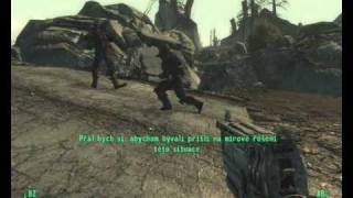 Fallout 3 - Ultimate fun with Mysterious Stranger and Mezmetron