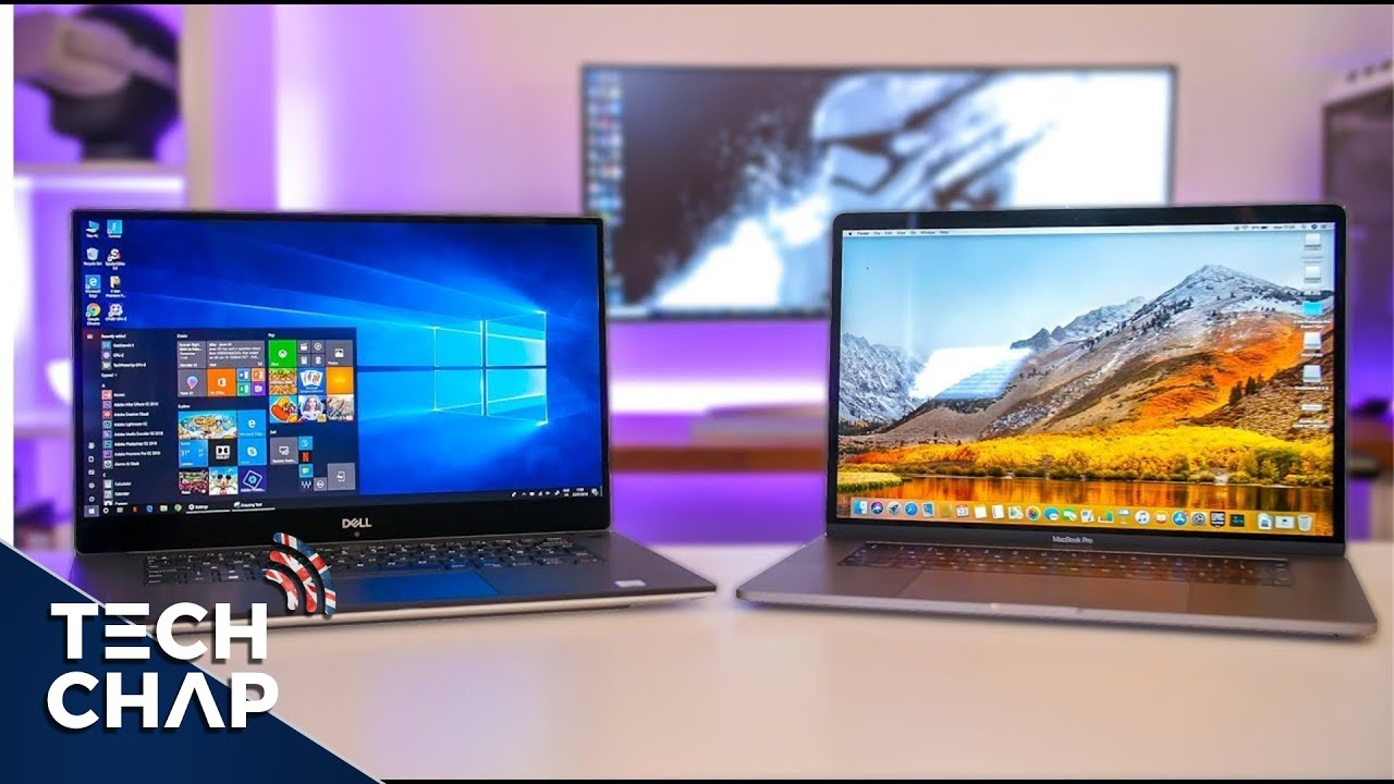 d787ccc4ccc9 Macbook Pro 15 (2018) vs Dell XPS 15 (9570) - Best Laptop? | The Tech Chap