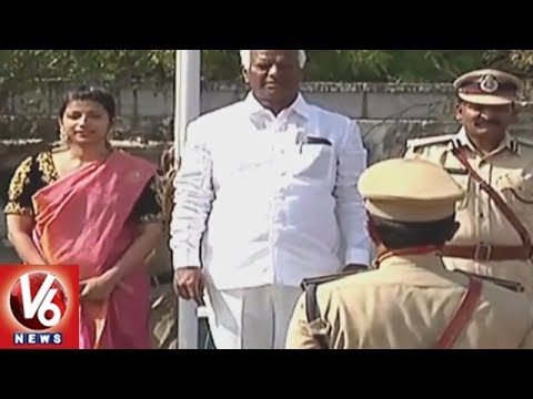 Telangana State Formation Day Celebrations In Warangal | V6 News