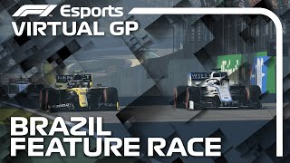 2021 Virtual Sao Paulo Grand Prix: Feature Race Highlights
