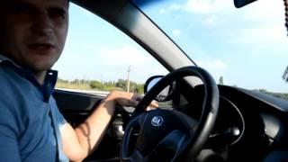 Дорога на авто Москва-Витязево-Анапа М4 - дон.
