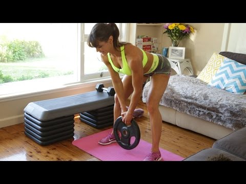FREE Extreme Shredder VIP Booty Building Workout!