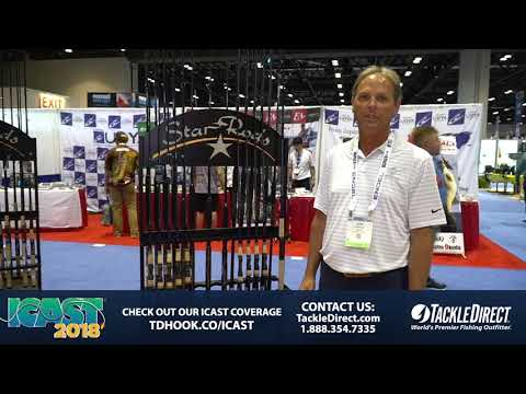Star Rods VPR Rod Additions At ICAST 2018